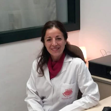 Rocio Psicóloga Sonrisa de Lunares