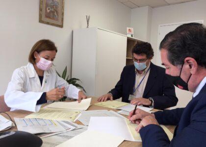 Convenio de colaboración con Hospital Universitario Reina Sofía
