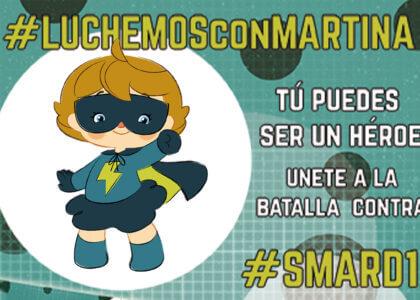 Senderismo Solidario Nocturno #LuchemosConMartina